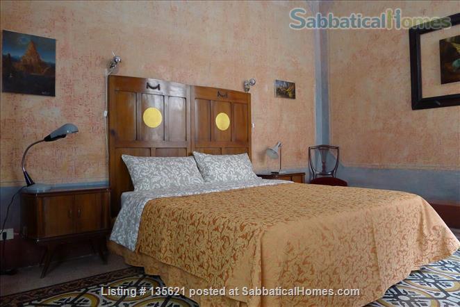 DELABRE' FURNISHED SABBATICAL HOME  next to PIAZZA VITTORIO METRO Home Rental in Roma, Lazio, Italy 5
