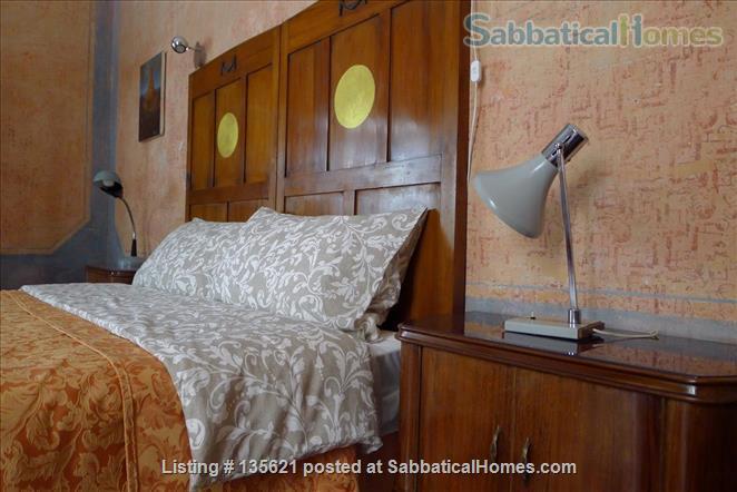 DELABRE' FURNISHED SABBATICAL HOME  next to PIAZZA VITTORIO METRO Home Rental in Roma, Lazio, Italy 6