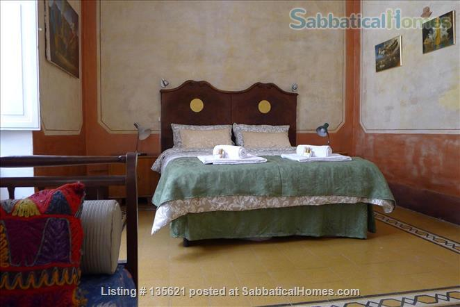 DELABRE' FURNISHED SABBATICAL HOME  next to PIAZZA VITTORIO METRO Home Rental in Roma, Lazio, Italy 7