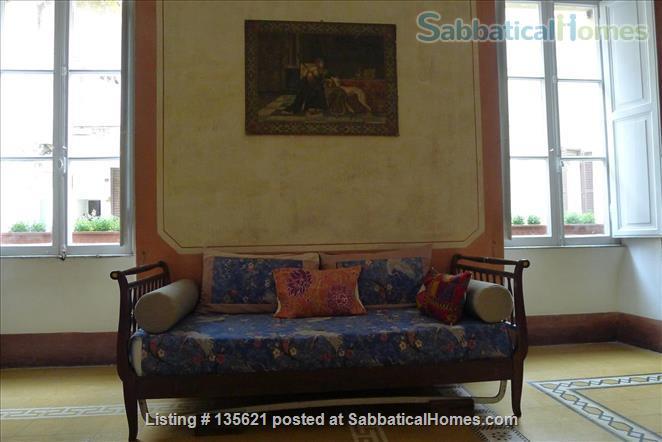 DELABRE' FURNISHED SABBATICAL HOME  next to PIAZZA VITTORIO METRO Home Rental in Roma, Lazio, Italy 8