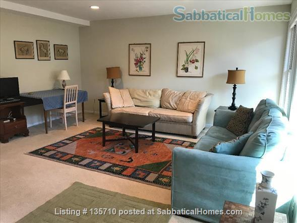 Washington DC apartment (Woodley Park) Home Rental in Washington, District of Columbia, United States 1