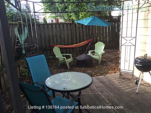 5 min walk to UM Campuses/Hospital (no car needed) Home Rental in Ann Arbor, Michigan, United States 9