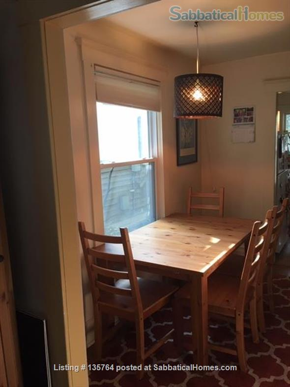 5 min walk to UM Campuses/Hospital (no car needed) Home Rental in Ann Arbor, Michigan, United States 8