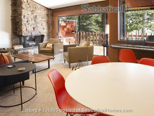 Lakefront Lake Tahoe Home Rental in Tahoe City, California, United States 1