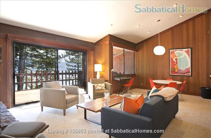 Lakefront Lake Tahoe Home Rental in Tahoe City, California, United States 0