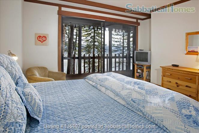 Lakefront Lake Tahoe Home Rental in Tahoe City, California, United States 5