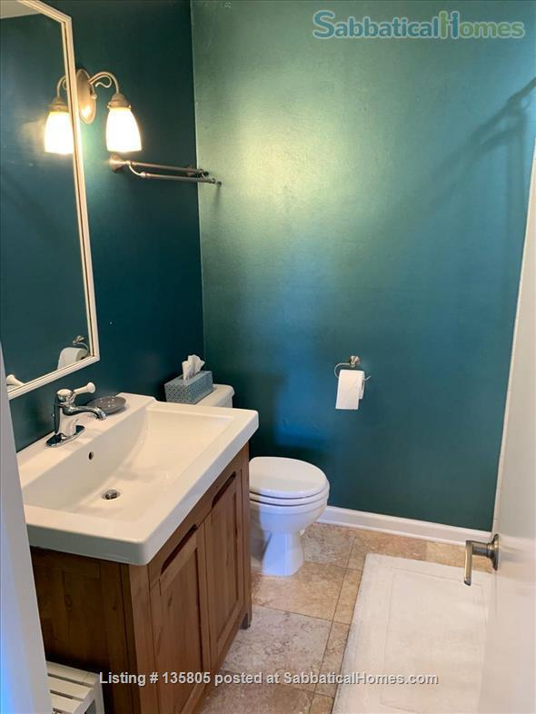 Great Furnished Home In Family Neighborhood Close to Virginia Tech, Shopping, Outdoors in Blacksburg, VA Home Rental in Blacksburg, Virginia, United States 3