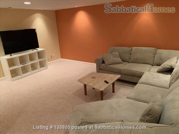 Great Furnished Home In Family Neighborhood Close to Virginia Tech, Shopping, Outdoors in Blacksburg, VA Home Rental in Blacksburg, Virginia, United States 5