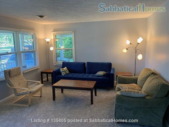 Great Furnished Home In Family Neighborhood Close to Virginia Tech, Shopping, Outdoors in Blacksburg, VA Home Rental in Blacksburg, Virginia, United States 8