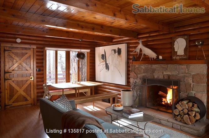 North Lake Tahoe Log Cabin Home Rental in Kings Beach, California, United States 0