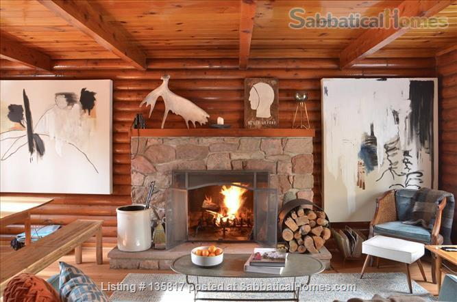 North Lake Tahoe Log Cabin Home Rental in Kings Beach, California, United States 2