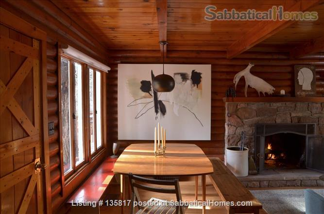 North Lake Tahoe Log Cabin Home Rental in Kings Beach, California, United States 3