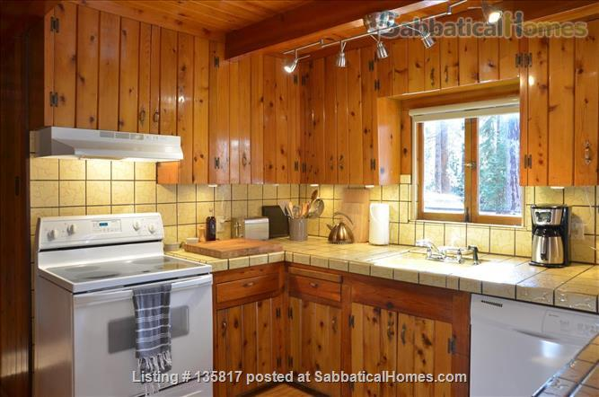 North Lake Tahoe Log Cabin Home Rental in Kings Beach, California, United States 4
