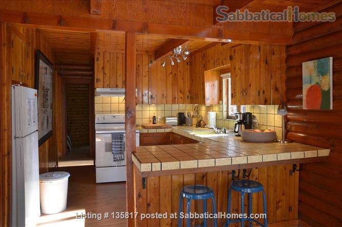 North Lake Tahoe Log Cabin Home Rental in Kings Beach, California, United States 5
