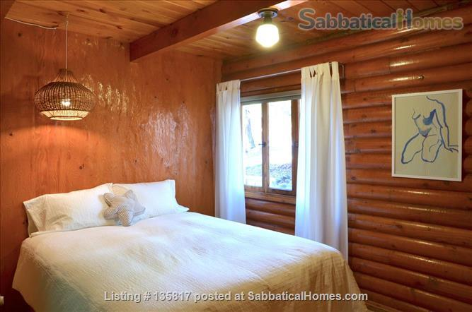 North Lake Tahoe Log Cabin Home Rental in Kings Beach, California, United States 8