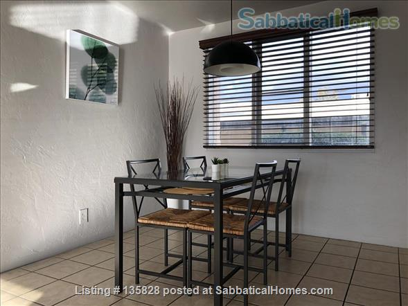 Furnished 1-Bedroom, 1-Bath  Condo/Townhouse for Rent Home Rental in Tucson, Arizona, United States 4