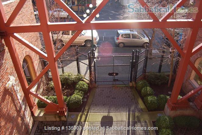 Modern Living in Victoria's Historical Downtown Home Rental in Victoria, British Columbia, Canada 0