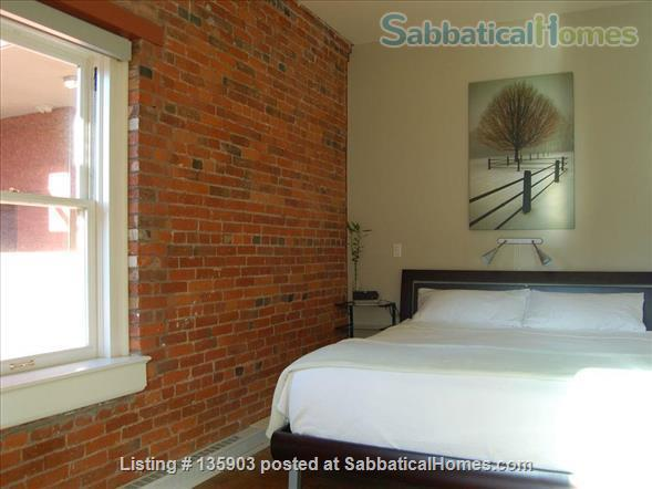 Modern Living in Victoria's Historical Downtown Home Rental in Victoria, British Columbia, Canada 4