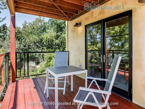 Peaceful 1 Bdrm. in-law apt. /newly remodeled + seismic & energy upgrades Home Rental in Kensington, California, United States 9