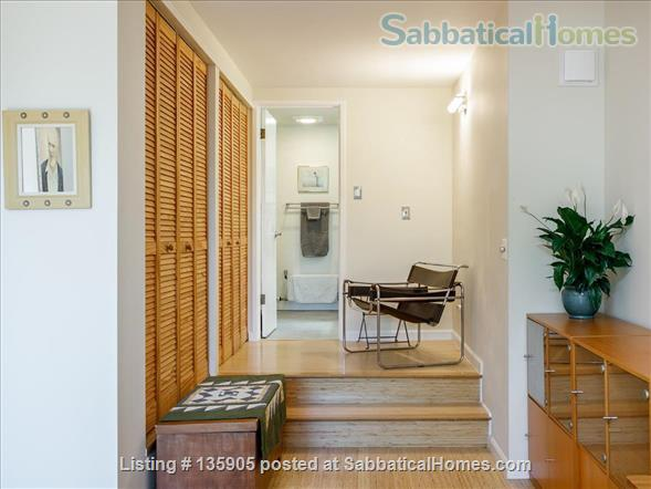 Peaceful 1 Bdrm. in-law apt. /newly remodeled + seismic & energy upgrades Home Rental in Kensington, California, United States 6