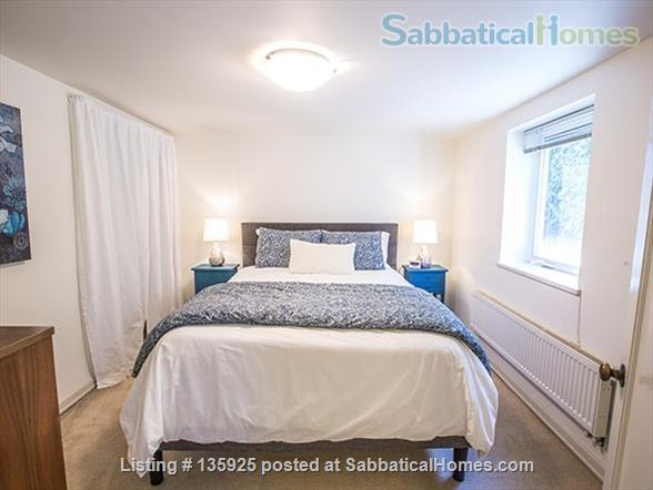 Light, Stylish Suite in Private Phinney Home Home Rental in Seattle, Washington, United States 7