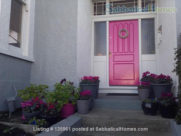 Wonderful Central City Dunedin Home Home Rental in Dunedin, Otago, New Zealand 0