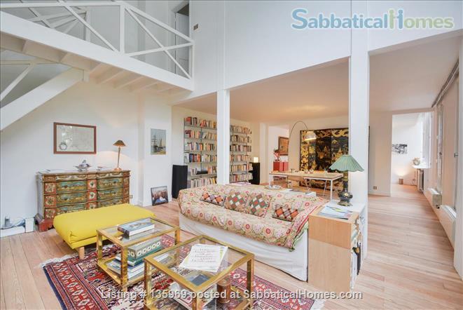 Artist's atelier (160 m2) in the 14th quarter of Paris Home Rental in Paris, Île-de-France, France 0