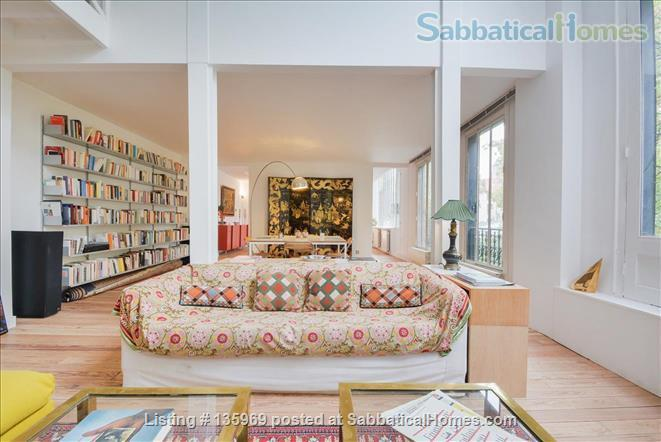 Artist's atelier (160 m2) in the 14th quarter of Paris Home Rental in Paris, Île-de-France, France 2