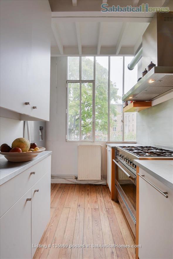 Artist's atelier (160 m2) in the 14th quarter of Paris Home Rental in Paris, Île-de-France, France 5