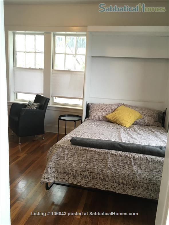 Lovely Sunny Cambridge Studio near Harvard University Home Rental in Cambridge, Massachusetts, United States 5