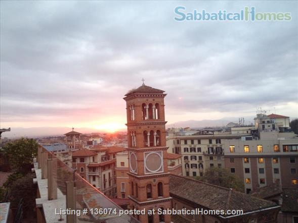 Bright, sunny Roman home Home Exchange in Rome, Lazio, Italy 1