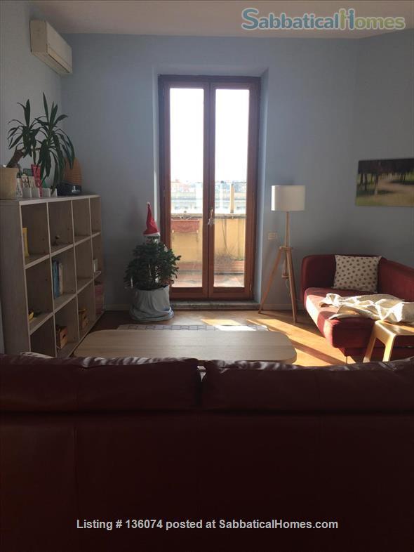 Bright, sunny Roman home Home Exchange in Rome, Lazio, Italy 2