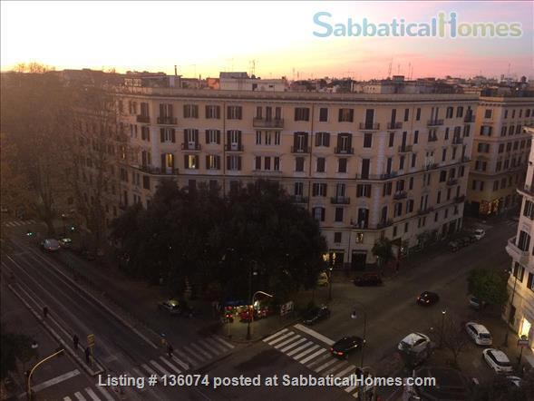 Bright, sunny Roman home Home Exchange in Rome, Lazio, Italy 8