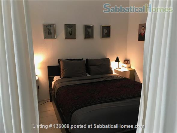 Loft on ground floor 100+ square meters, ideal for one or two Home Rental in Amsterdam, Noord-Holland, Netherlands 2