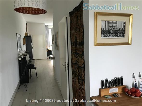 Loft on ground floor 100+ square meters, ideal for one or two Home Rental in Amsterdam, Noord-Holland, Netherlands 3