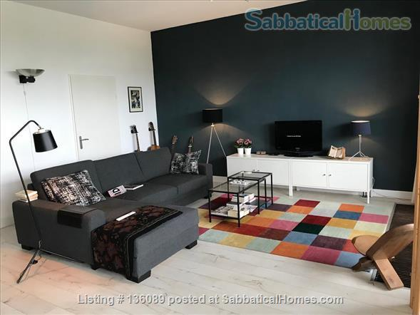 Loft on ground floor 100+ square meters, ideal for one or two Home Rental in Amsterdam, Noord-Holland, Netherlands 7