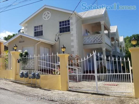 Barbados Town home Home Rental in Holders Hill, Saint James, Barbados 1