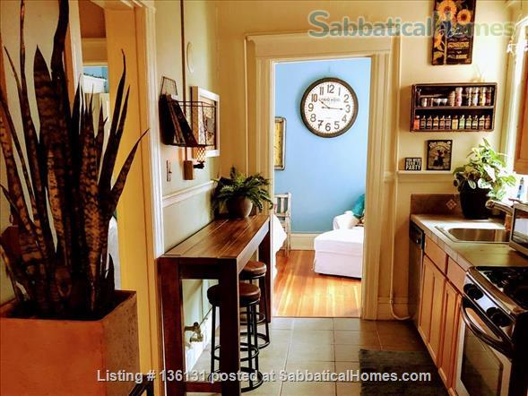 Charming studio in the Alphabet District, Portland, OR Home Rental in Portland, Oregon, United States 0