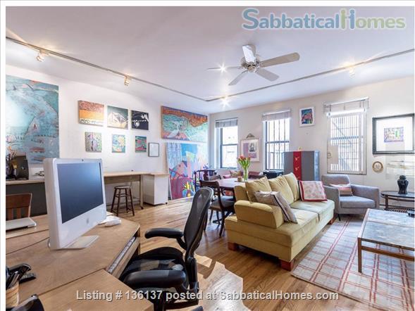 BEAUTIFUL MANHATTAN  LOFT Home Rental in New York, New York, United States 0