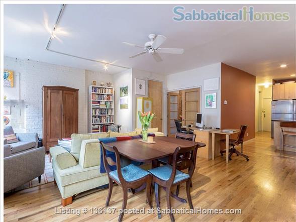 BEAUTIFUL MANHATTAN  LOFT Home Rental in New York, New York, United States 2