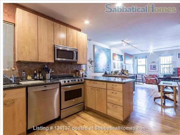 BEAUTIFUL MANHATTAN  LOFT Home Rental in New York, New York, United States 4