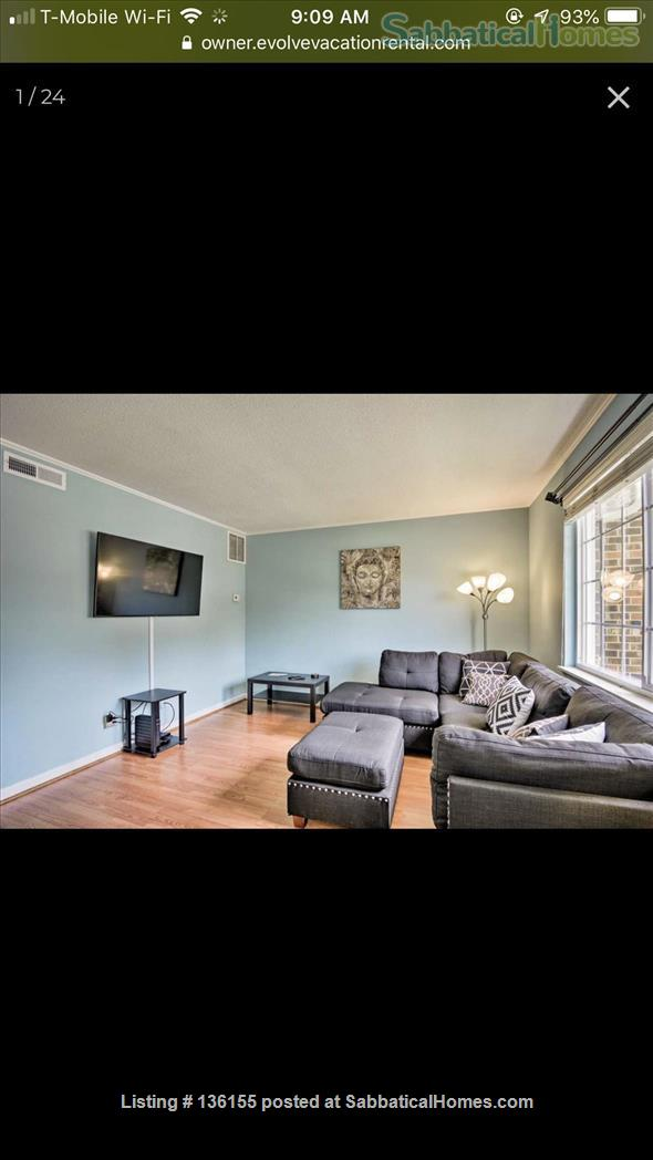 Awesome townhouse  Home Rental in Chapel Hill, North Carolina, United States 3