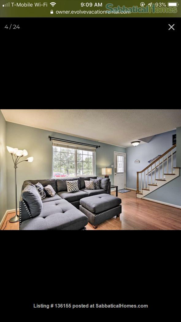 Awesome townhouse  Home Rental in Chapel Hill, North Carolina, United States 7