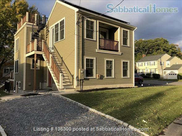 Basement 1 bedroom with lovely view and location Home Rental in Arlington, Massachusetts, United States 1