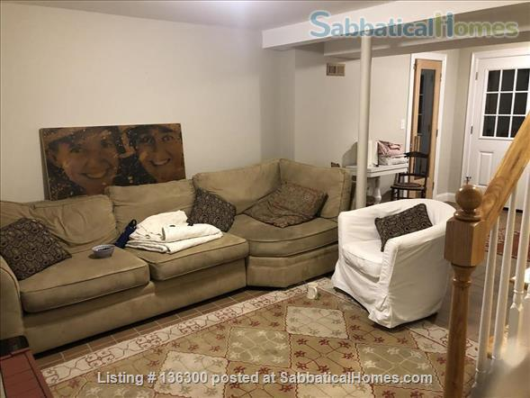 Basement 1 bedroom with lovely view and location Home Rental in Arlington, Massachusetts, United States 4