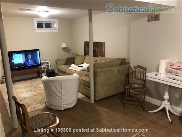 Basement 1 bedroom with lovely view and location Home Rental in Arlington, Massachusetts, United States 5