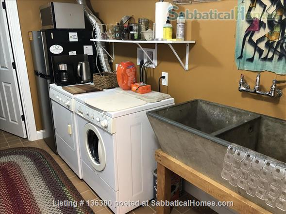 Basement 1 bedroom with lovely view and location Home Rental in Arlington, Massachusetts, United States 8