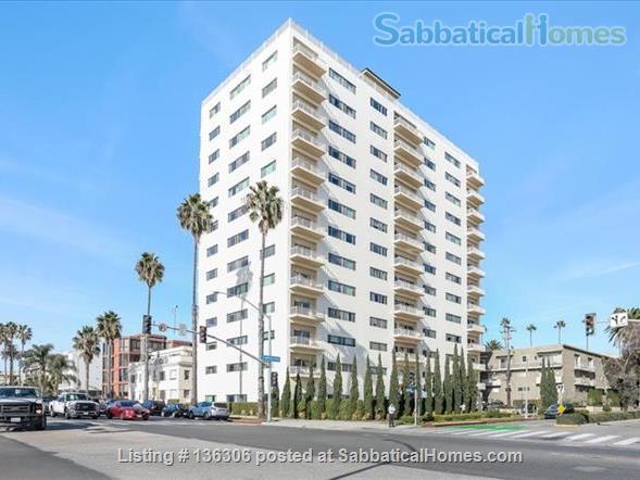 3bdr/3bath OCEAN FRONT APT IN SANTA MONICA ALL UTILITIES INCLUDED Home Rental in Santa Monica, California, United States 0