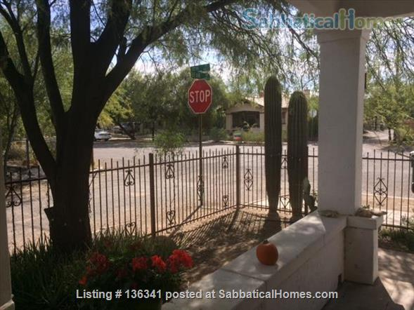 Beautiful house with pool in downtown Tucson Home Exchange in Tucson, Arizona, United States 3