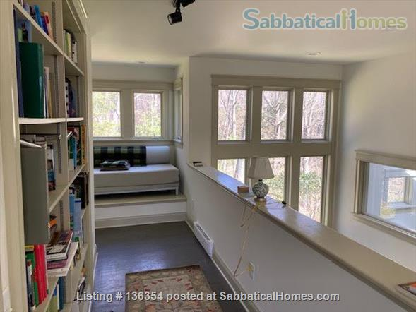 Gorgeous Newbuild 1 BR/2 BA on Wooded 4-Acre Cul de Sac  (Optional additional BR/BA) Home Rental in Hamden, Connecticut, United States 4